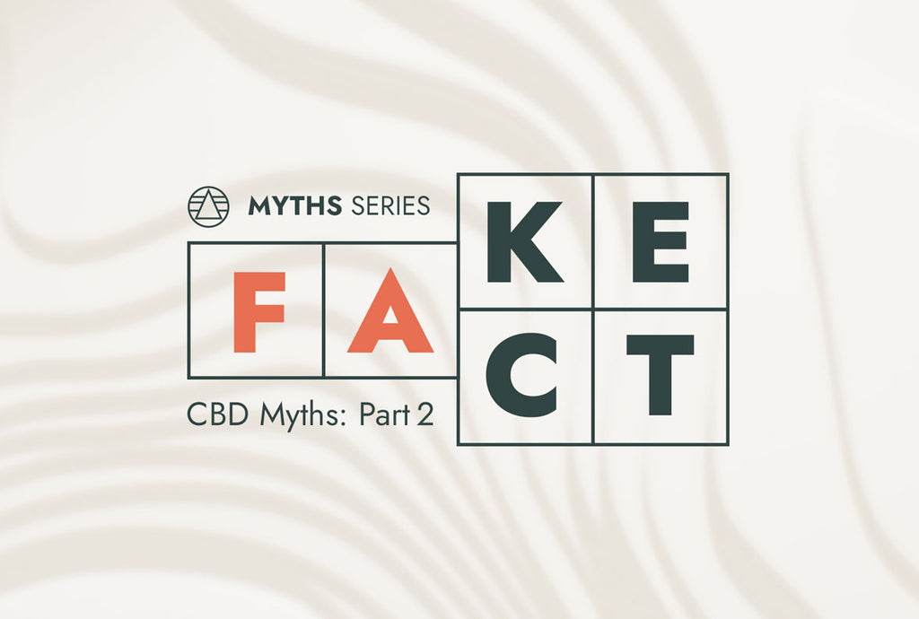 CBD myths part 2 apex health