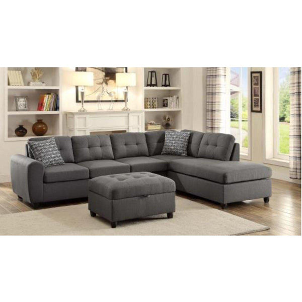 Ruhtra Sectional Set-Jennifer Furniture