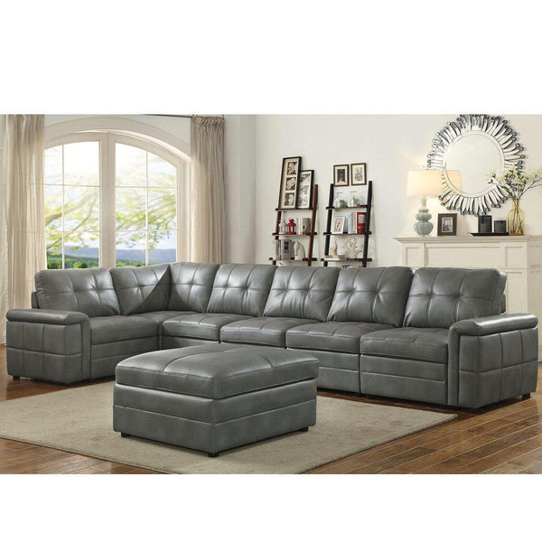 Drake Sectional-Jennifer Furniture