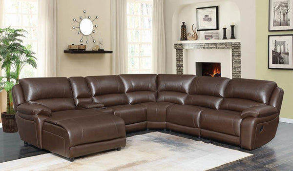 Mackenzie 6 Piece Sectional