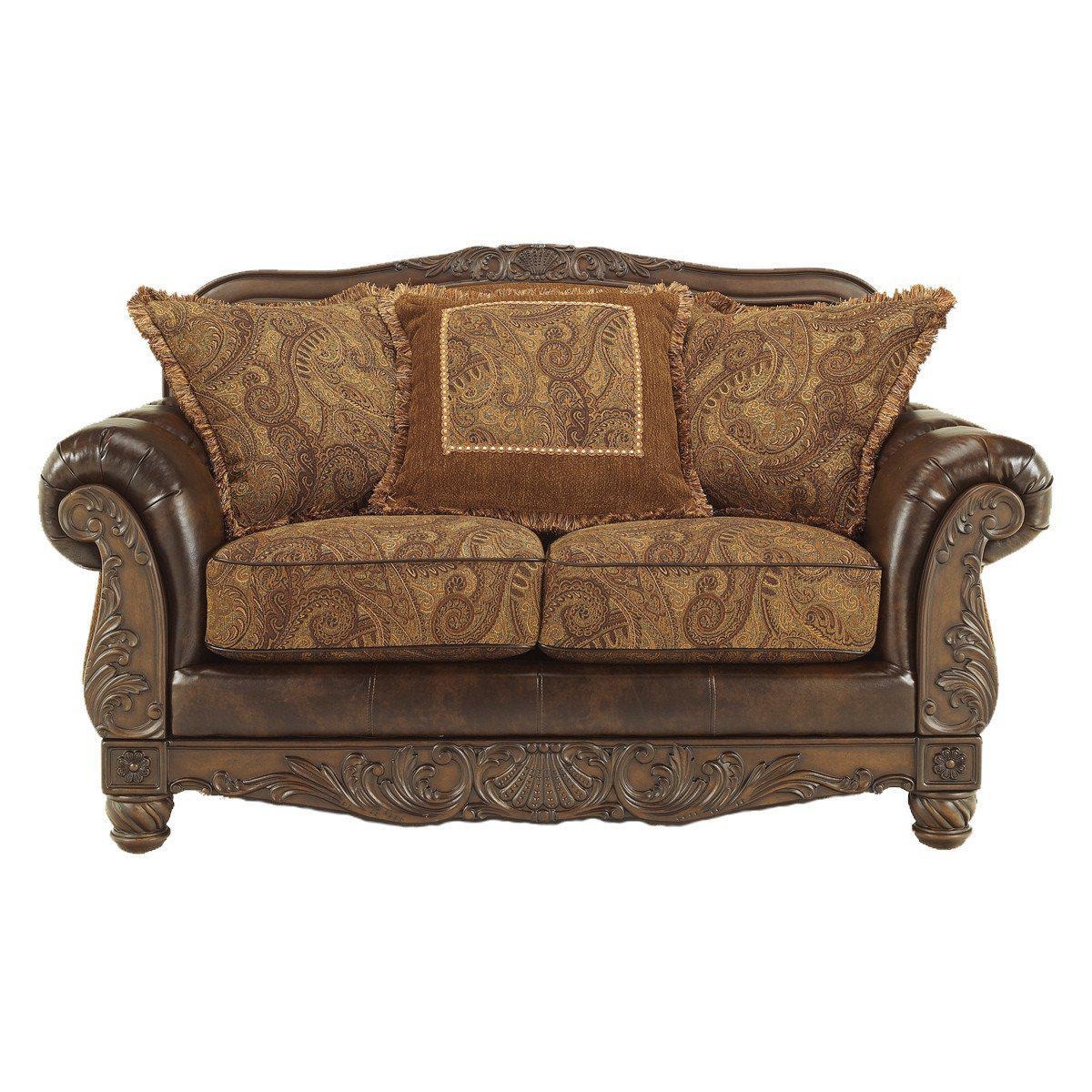 Fresco Loveseat-Jennifer Furniture