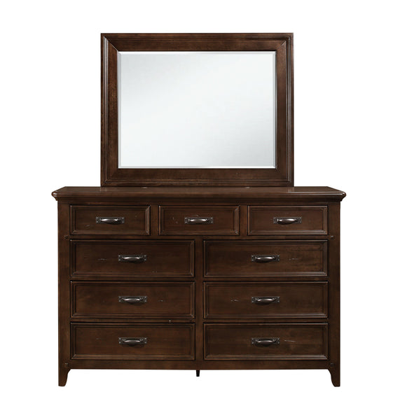 Hunter Mirror-Jennifer Furniture