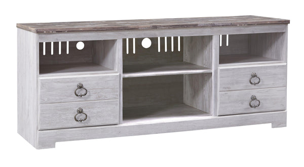 Willowton TV Stand-Jennifer Furniture