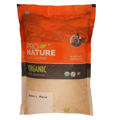 Sooji / Rava Whole Wheat  500 g