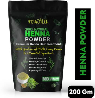 PREMIUM HENNA HAIR TREATMENT  200g