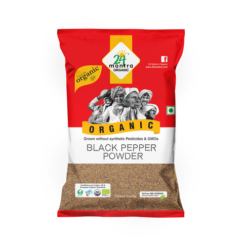 BLACK PEPPER POWDER  100 g