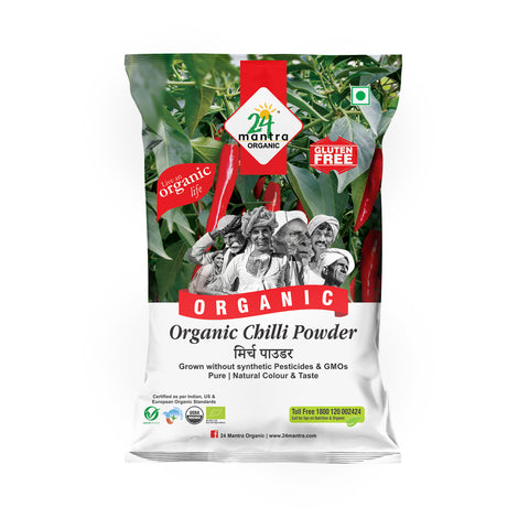 CHILLY POWDER  100 g