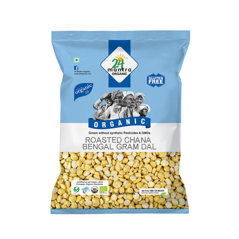 ROASTED CHANA BENGAL GRAM DAL  500 g