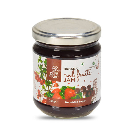Red Fruits Jam  210 g