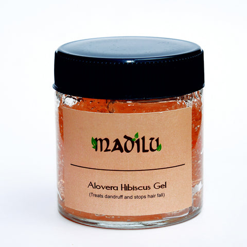 Alovera Hibiscus hair  Gel 100 g