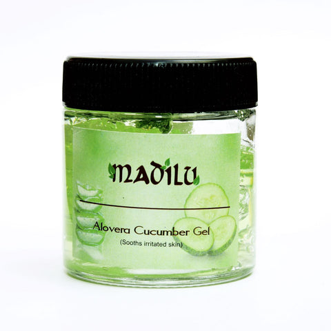 Alovera cucumber Gel  Sooths irritated skin 100 g