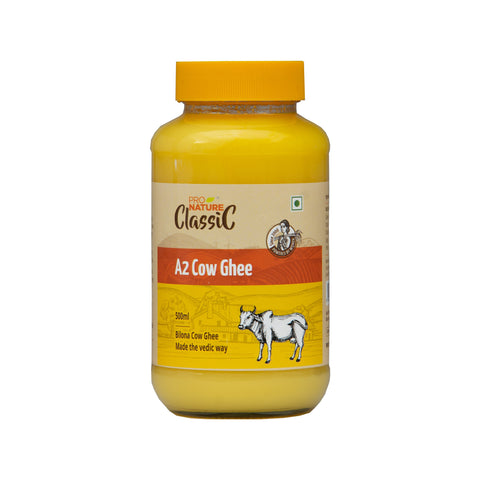 Cow Ghee A2 100  ml Glass Jar