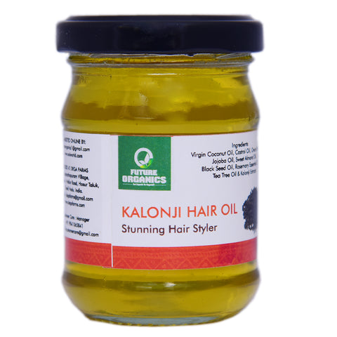 Kalonji Hair Oil 100  ml