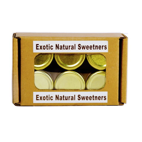 Natural Exotic Sweeteners 6 bottles 100 g