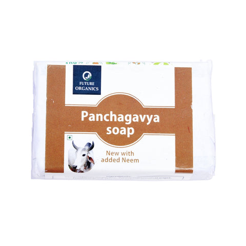 Pachakavya Soap Bathing Soap 150 gm (Pack of 2, 75 Gram Each)