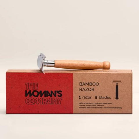 Bamboo Razor Regular