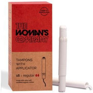 Tampons with Applicator - Regular size - 16 pcs