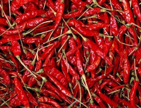 RED CHILLY  GUNTOOR LONG  500 g