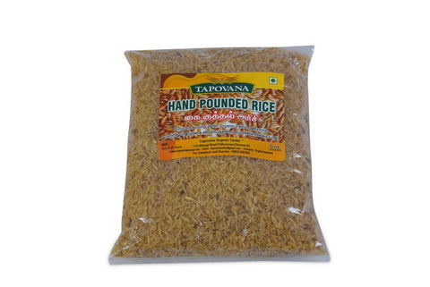 Hand Pounded Rice 500 g