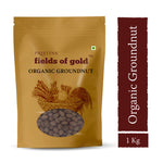 PRISTINE Fields of Gold Organic Groundnut  ,1 kg