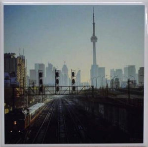 Handmade Coaster - Skyline VIA
