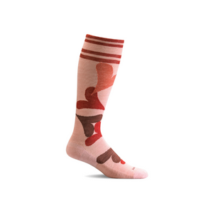 Women's Rose Love Lots Compression Socks