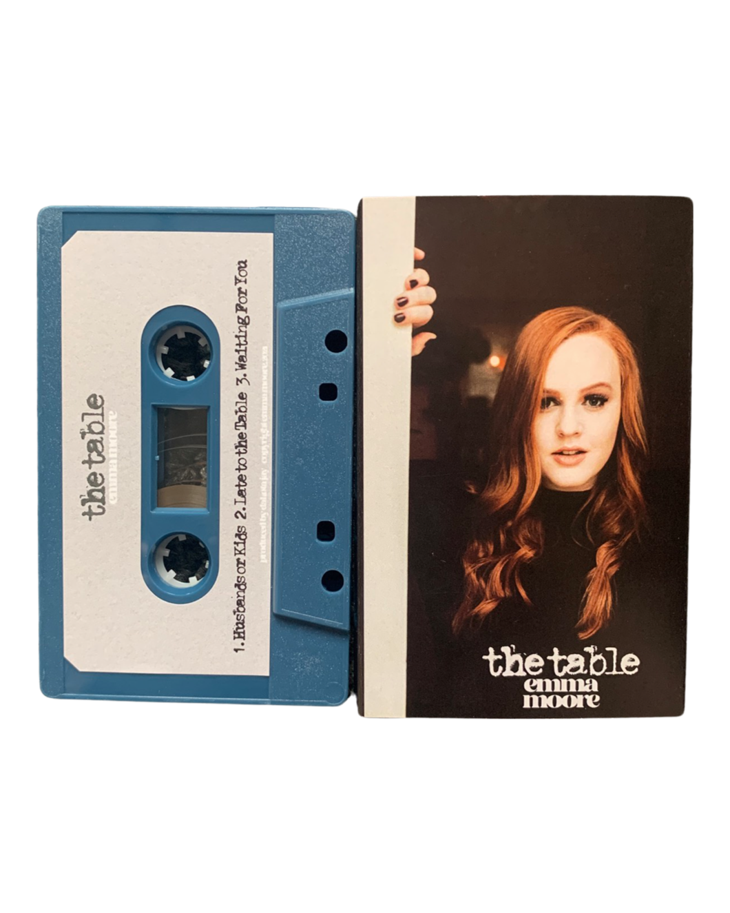 'the table' Cassette