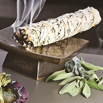 Multiple Pieces White Sage California White Sage Pure Leaf Smoky Purification White Sage Smoking Home Fragrance Fast Shipping