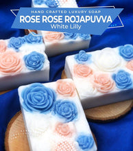 Load image into Gallery viewer, Rose RojaPuvva Soap