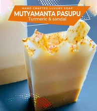 Load image into Gallery viewer, Mutyamantha Pasupu Soap
