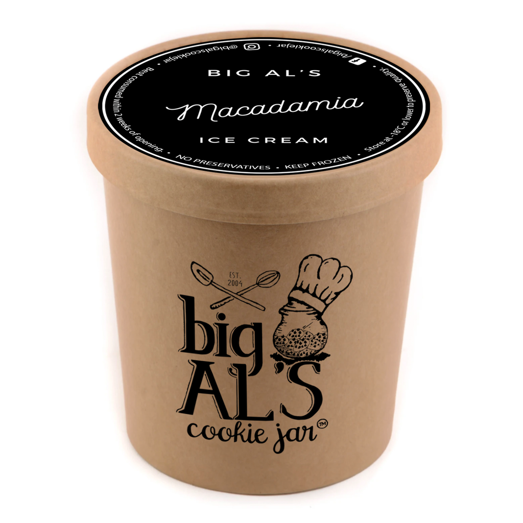 Macadamia Premium Ice Cream