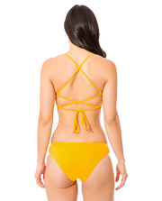 Emma Eco Friendly Full Bum Bikini Bottom - Fun In The Sun