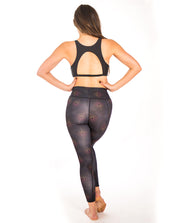 Laura Eco Friendly UPF 50+ Surf Leggings - Moonshine