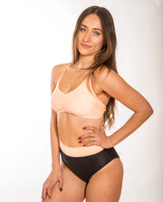 Tassie Eco Friendly High Waisted Bikini Bottom