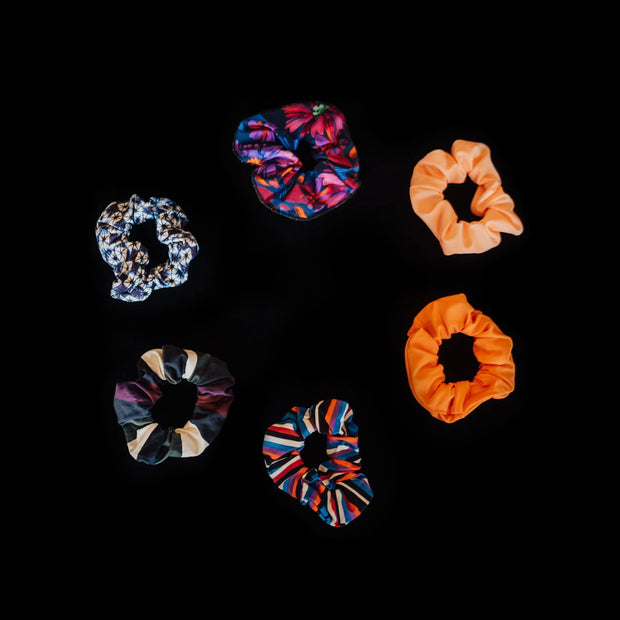 Sensi Graves Bikinis Accessories Recycled Scrunchie 3-Pack