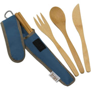 To-Go Ware Indigo To-Go Ware Utensil Set