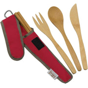 To-Go Ware Cayenne To-Go Ware Utensil Set