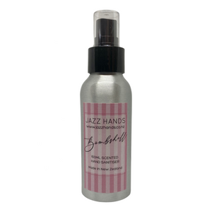 Bombshell Scented - (Alcohol Free) Hand Sanitiser 100ml