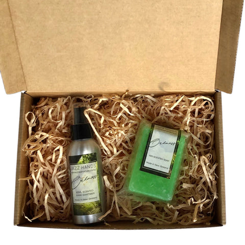 Oakmoss Scented - Gift Box