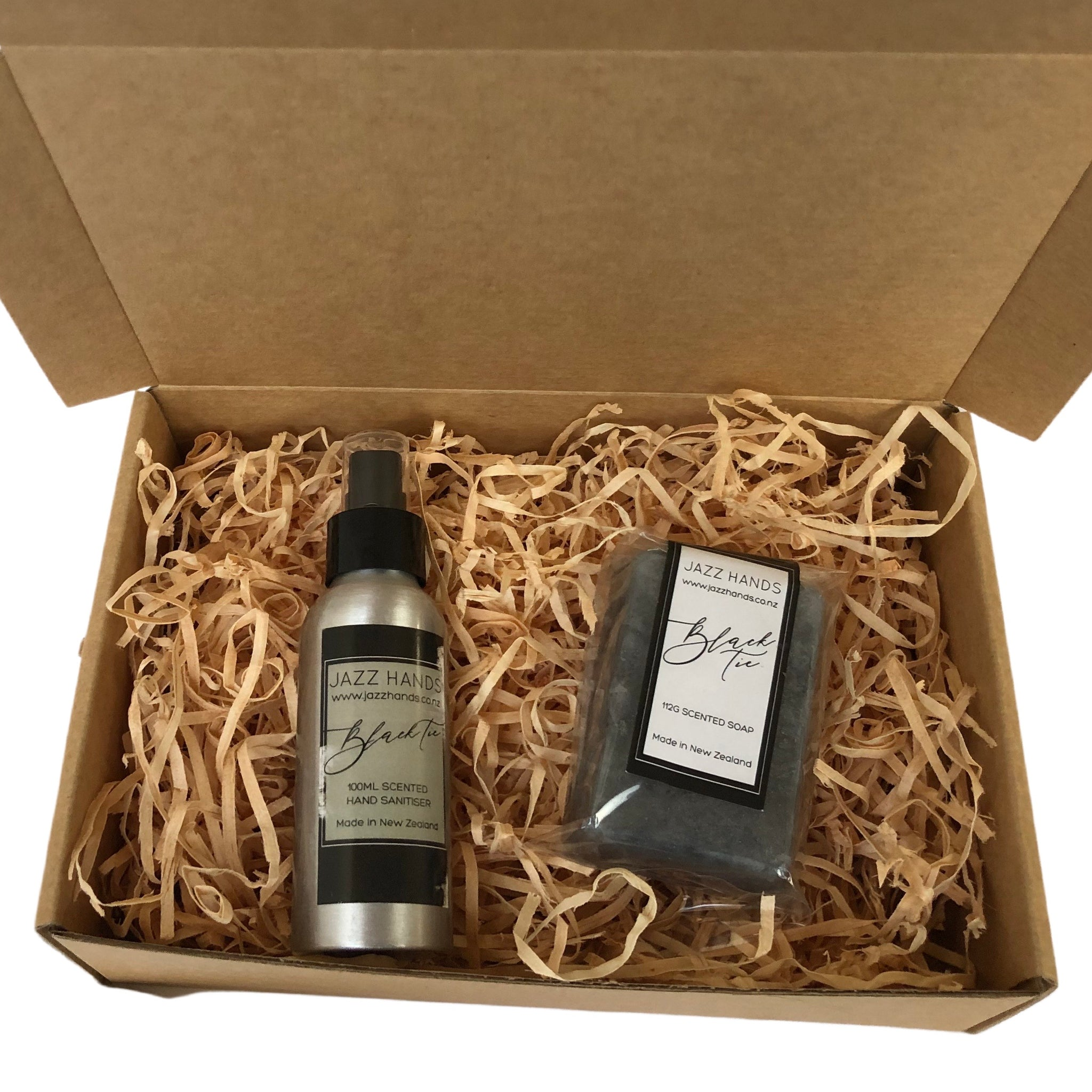 Black Tie Scented - Gift Box