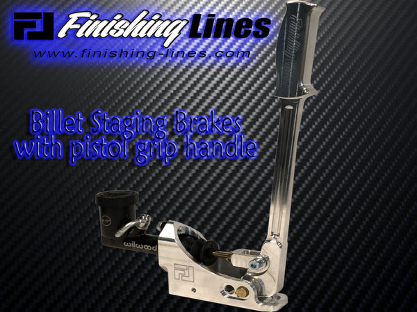 Finishing Lines Billet Staging Brake