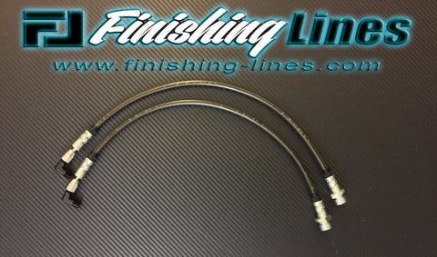EG/DC/EK Rear Caliper Hose Kit for Tubular Trailing Arms