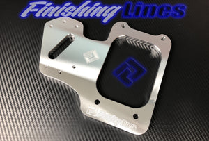 RHD B/D Series Staging Brake Mounting Plate