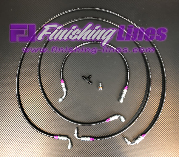EF/DA Staging brake line kit