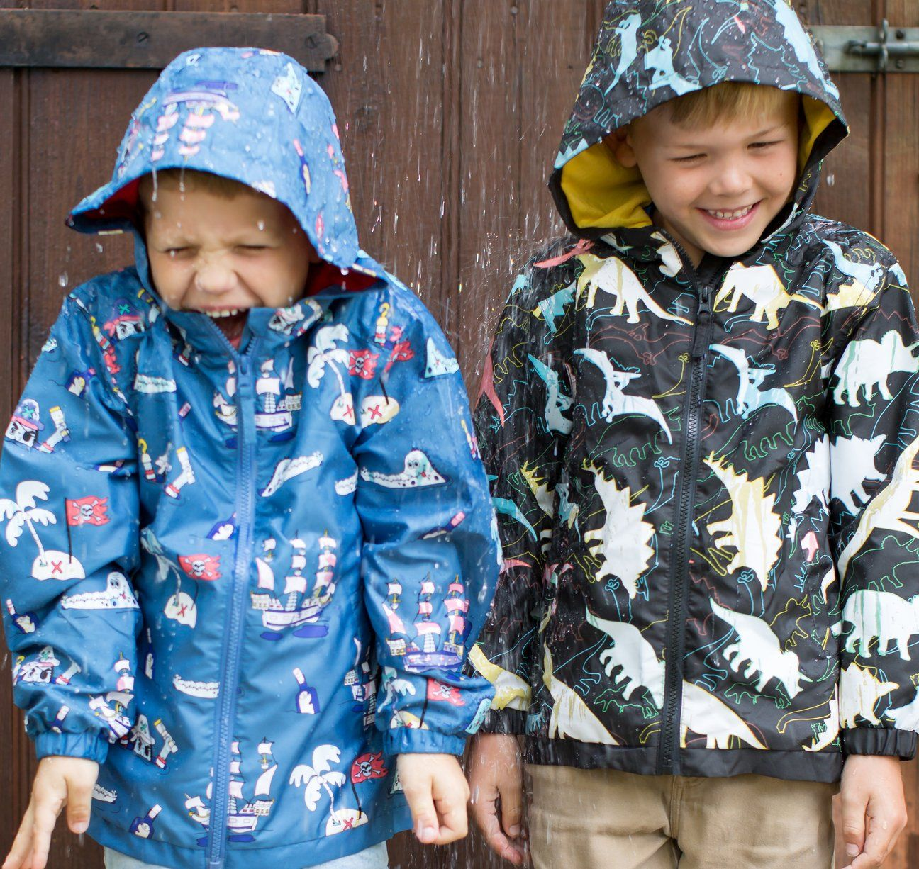 Impermeable Holly & Beau Dinosaurs