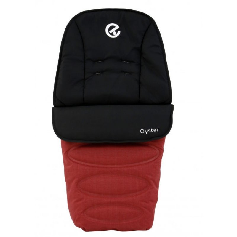 Pack Saco y Bolso Oyster Zero Tango Red