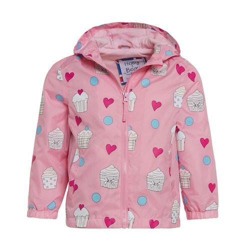 Impermeable Holly & Beau Pink Cupcakes