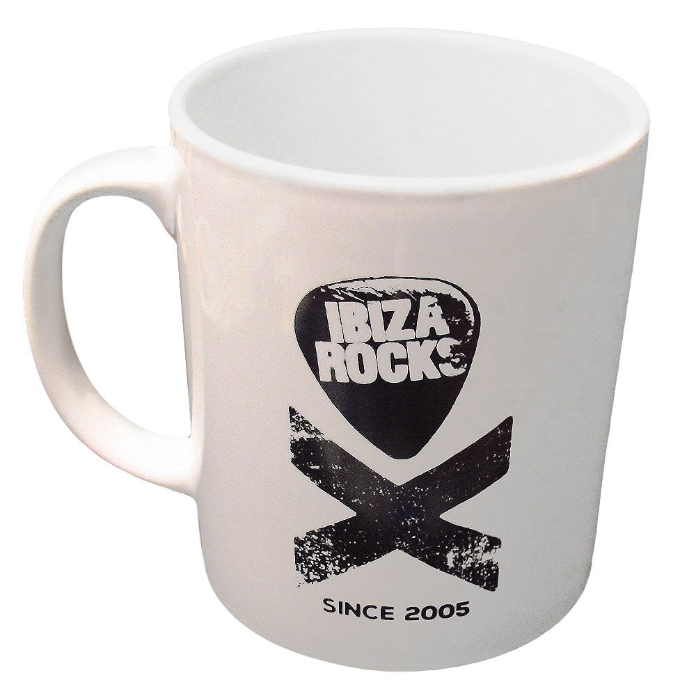 Ibiza Rocks X 10th Anniversary Mug