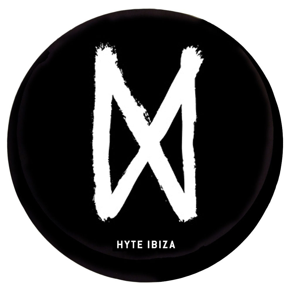 Hyte Ibiza Large Logo Sticker