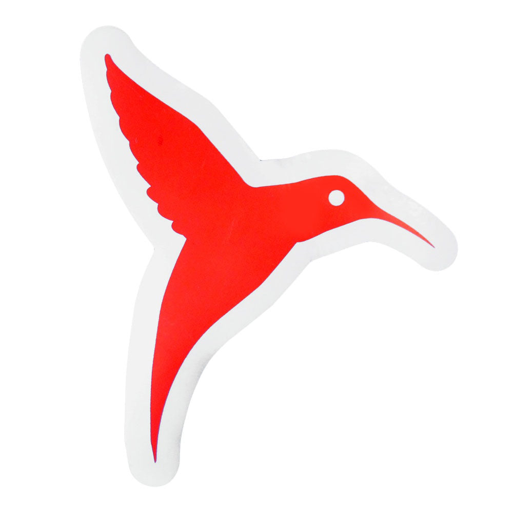 Ushuaia Ibiza Large Hummingbird Sticker